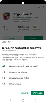 Samsung Galaxy A51 - Applications - Télécharger une application - Étape 18