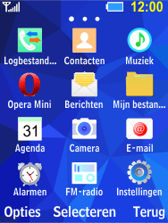 Samsung Xcover 550 (SM-B550H) - Contacten en data - Contacten overzetten via Bluetooth - Stap 3