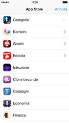 Apple iPhone 5c iOS 8 - Applicazioni - installazione delle applicazioni - Fase 6