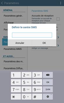 Samsung T335 Galaxy Tab 4 8-0 - SMS - Configuration manuelle - Étape 8