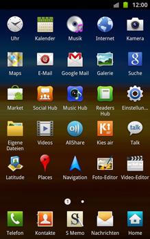 Samsung N7000 Galaxy Note - Bluetooth - Geräte koppeln - Schritt 5