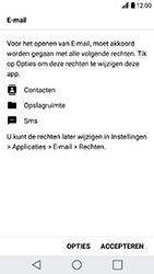 LG K10 (2017) (M250n) - E-mail - Account instellen (POP3 met SMTP-verificatie) - Stap 19