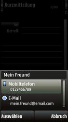 Nokia 5230 - MMS - Erstellen und senden - 12 / 20