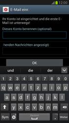 Samsung N7100 Galaxy Note 2 - E-Mail - Konto einrichten - Schritt 13