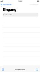 Apple iPhone 8 - iOS 13 - E-Mail - E-Mail versenden - Schritt 16