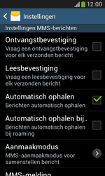 Samsung S7580 Galaxy Trend Plus - MMS - probleem met ontvangen - Stap 7