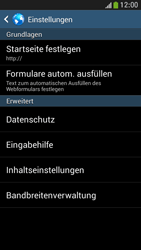 Samsung Galaxy S4 Mini LTE - Internet - Apn-Einstellungen - 26 / 28