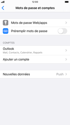 Apple iPhone 6s - iOS 13 - E-mail - 032c. Email wizard - Outlook - Étape 9