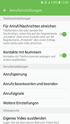 Samsung Galaxy J5 (2016) DualSim - Anrufe - Anrufe blockieren - 6 / 12