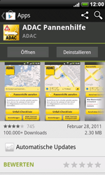 HTC A8181 Desire - Apps - Herunterladen - Schritt 21