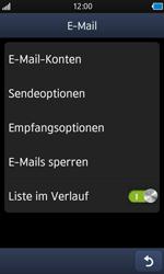 Samsung S8500 Wave - E-Mail - Konto einrichten - Schritt 14