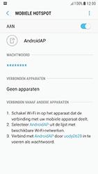 Samsung Galaxy A5 (2017) - Android Nougat - WiFi - Mobiele hotspot instellen - Stap 12