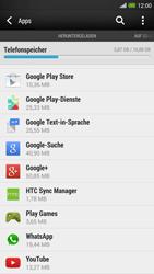 HTC One Max - Apps - Eine App deinstallieren - Schritt 5