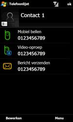 Samsung B7610 Omnia Qwerty - contacten, foto