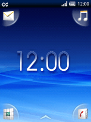 Sony Ericsson Xperia X10 Mini Pro - Internet - automatisch instellen - Stap 2