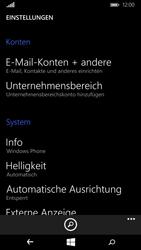 Microsoft Lumia 640 - E-Mail - Konto einrichten (gmail) - Schritt 4