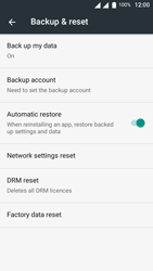 Wiko Lenny 3 - Device - Factory reset - Step 6