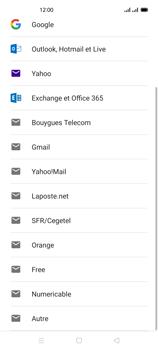 Oppo Reno 4Z - E-mails - Ajouter ou modifier un compte e-mail - Étape 7