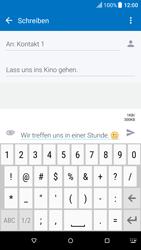 HTC One M9 - MMS - Erstellen und senden - 15 / 25