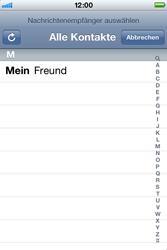 Apple iPhone 3GS - MMS - Erstellen und senden - 7 / 16