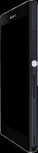Sony Xpéria Z - Premiers pas - Découvrir les touches principales - Étape 7