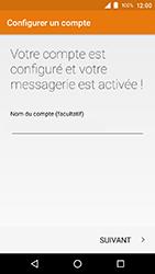 Crosscall Action X3 - E-mail - Configuration manuelle (outlook) - Étape 15
