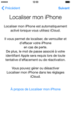Apple iPhone 6 iOS 8 - Premiers pas - Créer un compte - Étape 33