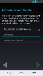 LG G2 (D802) - Applicaties - Account aanmaken - Stap 13