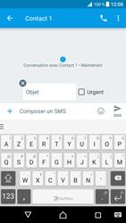 Sony Xperia XZ Premium - Contact, Appels, SMS/MMS - Envoyer un MMS - Étape 9