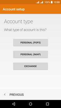 Acer Liquid Z630 - E-mail - Manual configuration POP3 with SMTP verification - Step 8