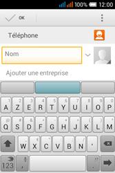 Alcatel OT-4015X Pop C1 - Contact, Appels, SMS/MMS - Ajouter un contact - Étape 6