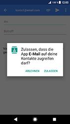 Sony Xperia XZ1 Compact - E-Mail - E-Mail versenden - 5 / 18