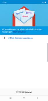 Samsung Galaxy Note 10 - E-Mail - 032b. Email wizard - Yahoo - Schritt 6