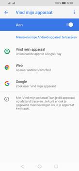 Huawei P30 Lite - Toestel - stel Zoek mijn mobiel in - Stap 6