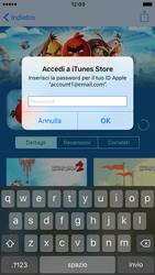 Apple iPhone 6 iOS 10 - Applicazioni - Installazione delle applicazioni - Fase 16
