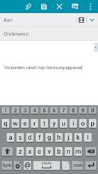 Samsung A500FU Galaxy A5 - e-mail - hoe te versturen - stap 5
