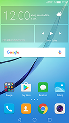 Huawei Nova - apps - account instellen - stap 1