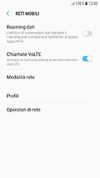 Samsung Galaxy J3 (2017) - Internet e roaming dati - Disattivazione del roaming dati - Fase 7