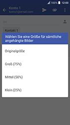 HTC U Play - E-Mail - E-Mail versenden - Schritt 17