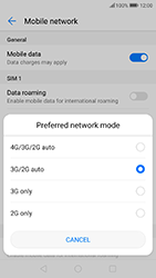 Huawei P10 - Android Oreo - Network - Enable 4G/LTE - Step 6