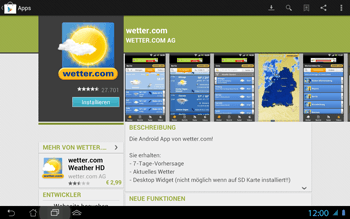 Asus Padfone 2 - Apps - Herunterladen - 16 / 27