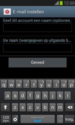 Samsung I8190 Galaxy S III Mini - E-mail - Account instellen (IMAP zonder SMTP-verificatie) - Stap 16