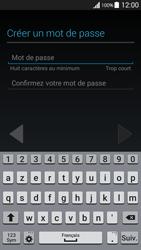 Samsung G530FZ Galaxy Grand Prime - Applications - Créer un compte - Étape 10