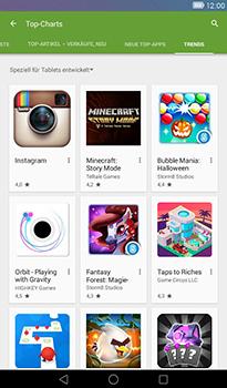 Huawei MediaPad T1 (7.0) - Apps - Herunterladen - Schritt 11