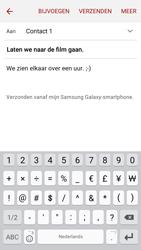 Samsung J500F Galaxy J5 - E-mail - E-mails verzenden - Stap 10