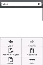 HTC A6262 Hero - Internet - buitenland - Stap 15