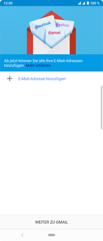 Sony Xperia 10 Plus - E-Mail - Konto einrichten (gmail) - Schritt 6