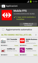 Samsung Galaxy S II - Applicazioni - Installazione delle applicazioni - Fase 23