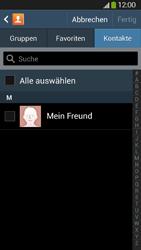 Samsung I9295 Galaxy S4 Active - E-Mail - E-Mail versenden - Schritt 6