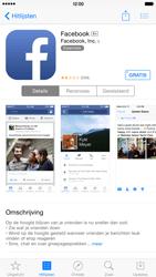 Apple iPhone 6 Plus - Applicaties - Account instellen - Stap 7